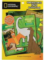 National Geographic Dino Activity Pad