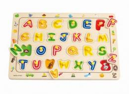 Hape ABC Matching Puzzle