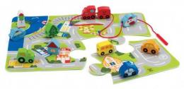 Hape Busy City Play Set