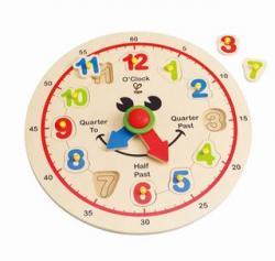Hape Happy Hour Clock