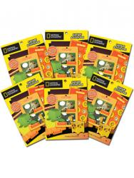 National Geographic Safari Activity Pad