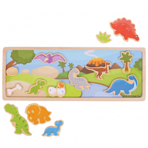 dino magnetic board